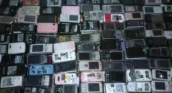 邵阳废旧手机回收找什么厂家好,长期大量供货。